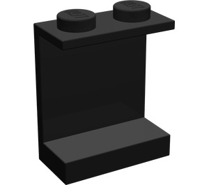 LEGO Panel 1 x 2 x 2 without Side Supports, Solid Studs (4864)