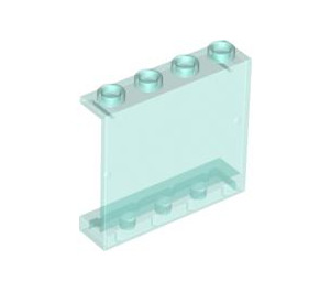 LEGO Panel 1 x 4 x 3 without Side Supports, Hollow Studs (4215 / 30007)