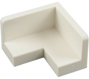 LEGO Panel 2 x 2 x 1 Corner with Rounded Corners (31959 / 91501)