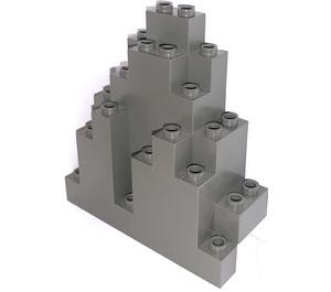 LEGO Panel 3 x 8 x 7 Rock Triangular (6083)
