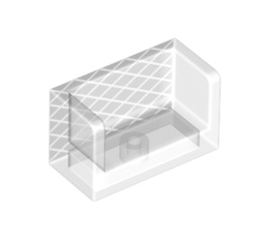 LEGO Panel with Closed Corners 1 x 2 x 1 with Football Net (23969 / 67284)