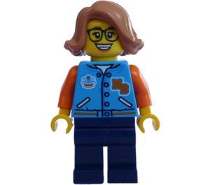 LEGO Paola Minifigure
