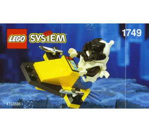 LEGO Paravane Set 1749