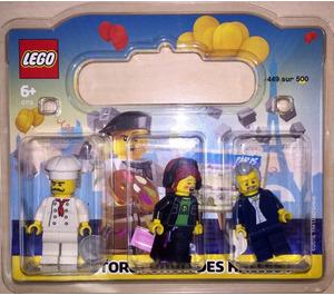 LEGO Paris Forum Des Halles Exclusive Minifigure Pack (PARIS)