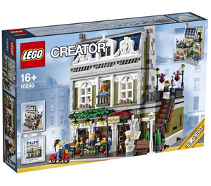 LEGO Parisian Restaurant Set 10243 Packaging