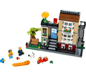 LEGO Park Street Townhouse Set 31065
