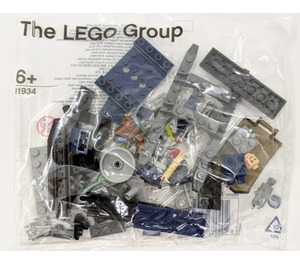 LEGO Parts for Jurassic World Build Your Own Adventure Set 11934