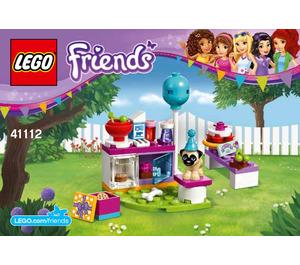 LEGO Party Cakes Set 41112 Instructions