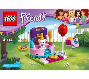 LEGO Party Styling Set 41114 Instructions