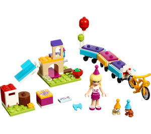LEGO Party Train Set 41111