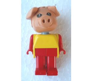 LEGO Patricia Pig Fabuland Figure