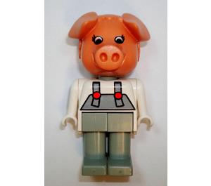 LEGO Patricia Piglet Fabuland Figure