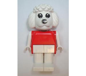 LEGO Paulette Poodle Fabuland Figure