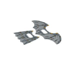 LEGO Pe Foil Wings Sh. Minifigure Figure 2 Pcs (20273)