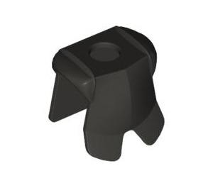 LEGO Pearl Dark Gray Minifig Armour Plate (2587)