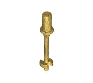 LEGO Pearl Gold Ski Pole (18745)