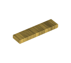 LEGO Pearl Gold Tile 1 x 4 (2431)