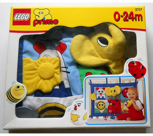 LEGO Peek-A-Boo Playmat Set 2117