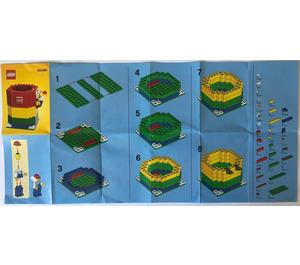 LEGO Pencil Holder (850426) Instructions