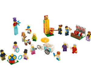 LEGO People Pack - Fun Fair Set 60234