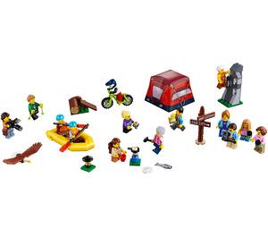 LEGO People Pack - Outdoor Adventures Set 60202