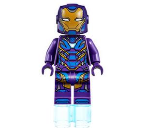 LEGO Pepper Potts - Rescue Minifigure