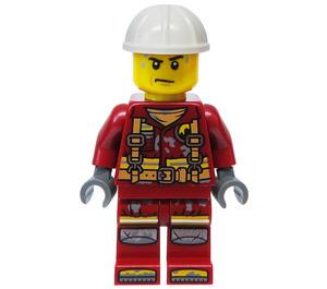 LEGO Pete Peterson Minifigure