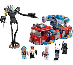 LEGO Phantom Fire Truck 3000 Set 70436