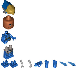 LEGO Pharah Minifigure