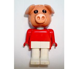 LEGO Pierre Pig Fabuland Figure