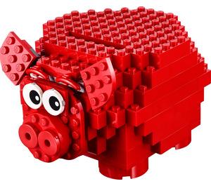 LEGO Piggy Coin Bank Set 40155
