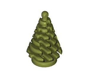 LEGO Pine Tree (small) 3 x 3 x 4 (2435)