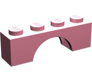 LEGO Pink Arch 1 x 4 (3659)