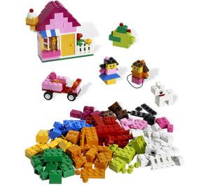 LEGO Pink Brick Box Set 5585