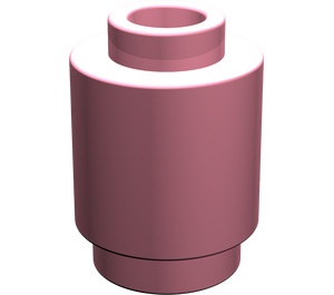 LEGO Pink Brick Round 1 x 1 with Open Stud (3062)