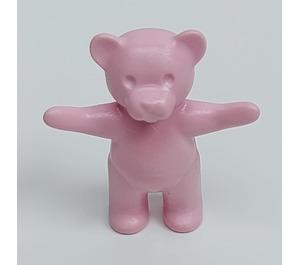 LEGO Pink Minifigure Teddy Bear (6186)