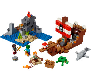 LEGO Pirate Ship Set 21152