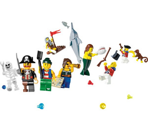 LEGO Pirates Advent Calendar Set 6299