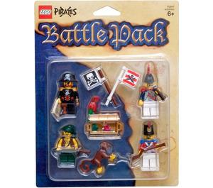 LEGO Pirates Battle Pack Set 852747