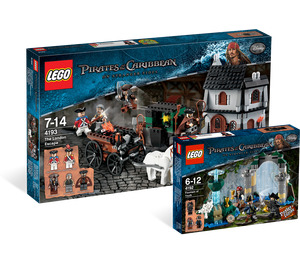 LEGO Pirates of the Caribbean 4 Collection Set 5000027
