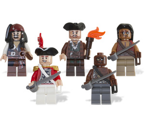 LEGO Pirates of the Caribbean Battle Pack Set 853219