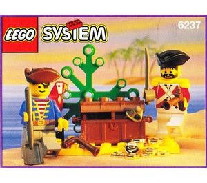 LEGO Pirates Plunder Set 6237