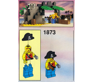 LEGO Pirates Treasure Set 1873