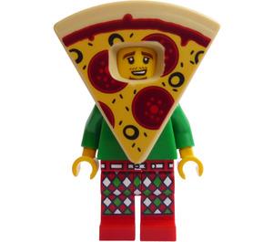 LEGO Pizza Costume Guy Minifigure