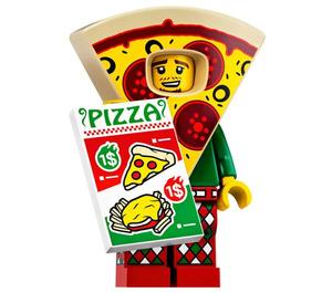 LEGO Pizza Costume Guy Set 71025-10
