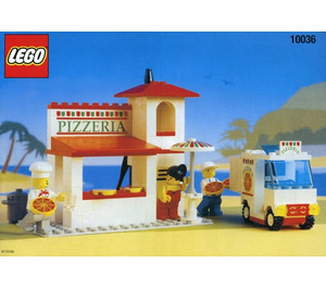 LEGO Pizza-To-Go Set 10036