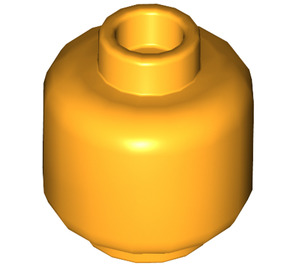 LEGO Plain Head (Recessed Solid Stud) (3626 / 30011)