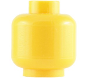 LEGO Plain Head (Safety Stud) (3626 / 28621 / 30011)