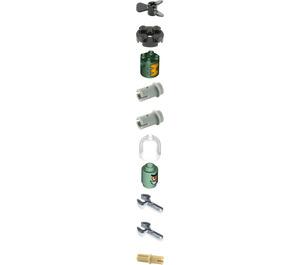 LEGO Plankton Minifigure