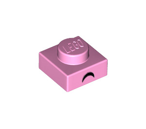 LEGO Plate 1 x 1 with Decoration (3024 / 66045)